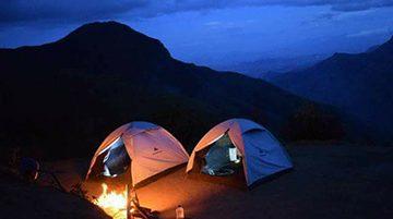 Munnar Tent Camps