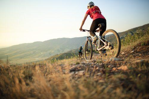 Munnartentcamps,Moutain Biking